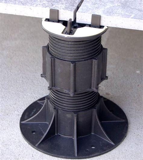 Pedestal Support System Pedestal Paver Support Systems For Roof Decks Ezypave