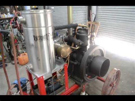 detroit engine works detroit free engine image for user detroit engine works 12 horsepower two cylinder antique