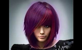 how to color hair purple smidgens snippets bits brown is the loneliest color