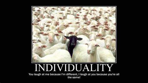 sheep motivational sheeple   meme