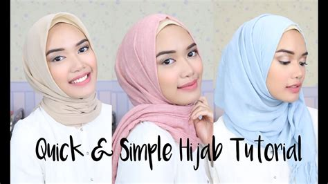 tutorial jilbab monochrome tutorial hijab casual laudia cintiya bella lifestyle fashion