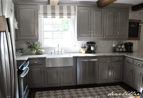 Country Kitchen Cabinet Hardware the time i went gray zy picking the kitchen cabinet color