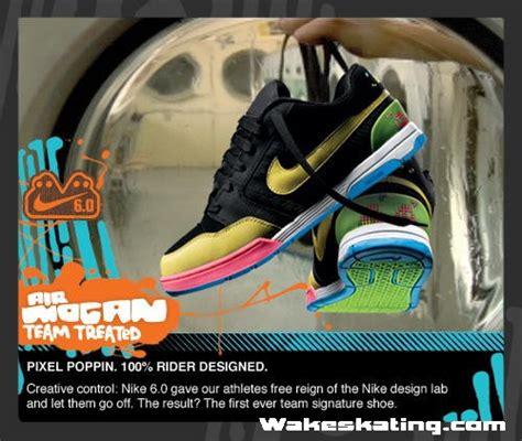 Set Nike Matt Spandek nike 6 0 set to release team signature shoe wakeboarder wakeboarding news