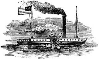 steam boat drawings steamboat clipart etc