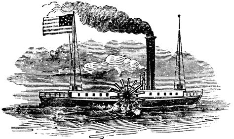 steamboat invention steamboat clipart etc