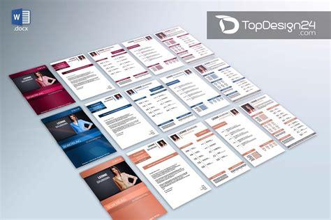 Design Vorlage Bewerbung Bewerbung Deckblatt Vorlage Topdesign24 Bewerbungen