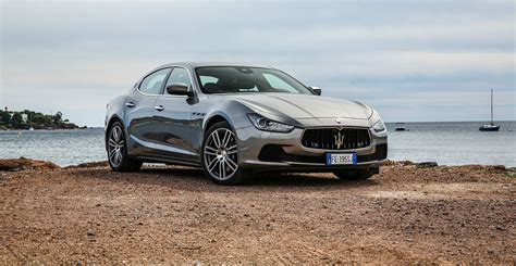 maserati ghibli sedan 2017 maserati ghibli pricing and specs more power and