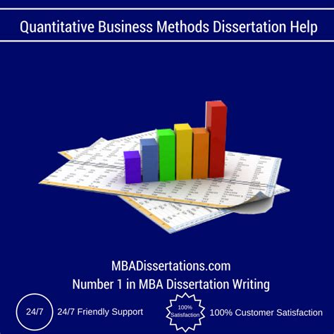 Quantitative Mba Programs by Quantitative Research Methods In Business