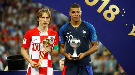 kylian mbappe golden ball fifa world cup 2018 full list of prize winners sports news