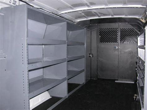 cargo shelving interior pictures inspirational