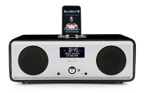 Vita Audios Stylish Dab Radio by Vita Audio R2i Dab Dab Fm Ipod Iphone Muzieksysteem