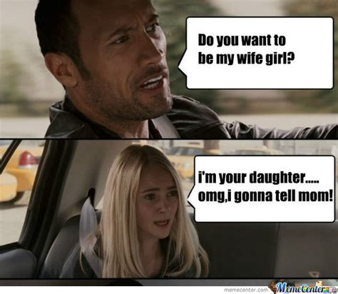 Dad Daughter Meme - dad who love her daughter by rendyrendy meme center
