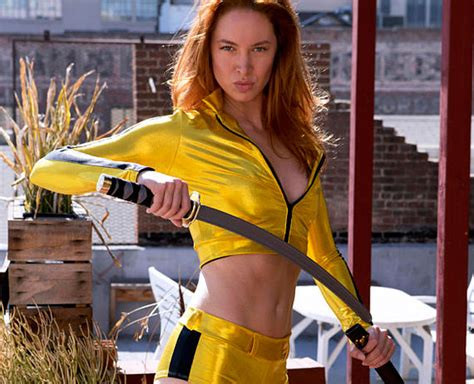 kill bill cosplay costume awesome stuff