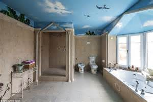 painted ceilings in bathrooms spanish holiday home villa flamingo goes on sale for 163 10m