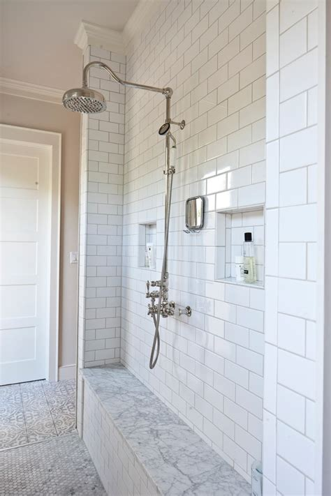 exposed bathroom plumbing exposed shower plumbing with lighting drain carrara marble