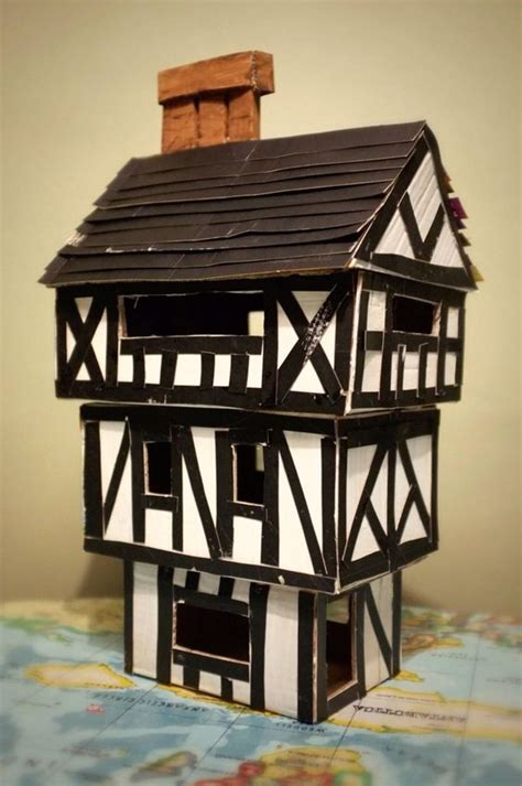 tudor house template tudor house for junior school project children