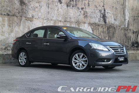 Review 2015 Nissan Sylphy 1 8v Philippine Car News Car