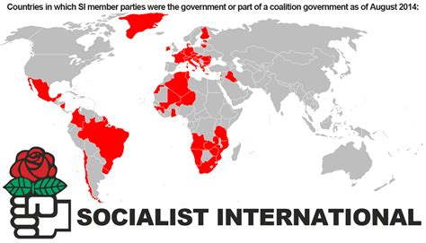 no valid reason for dsa to leave the socialist international