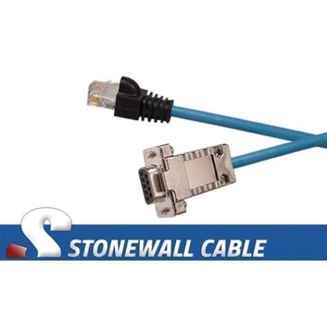 cisco console cisco console to pc rj45 db9f stonewall cable