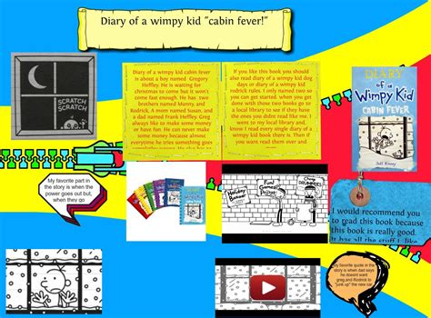 book report about diary of a wimpy kid diary of a wimpy kid cabin fever book report