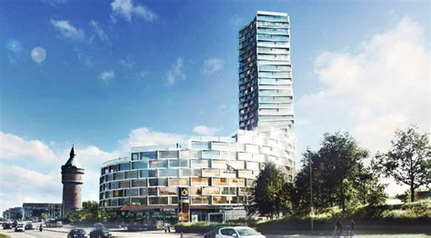 Affordable Housing Plans And Design la tour tower by 3xn