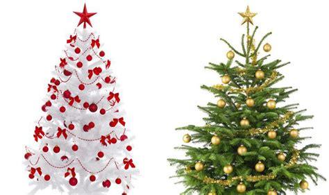 193 rboles de navidad blancos una alternativa al verde