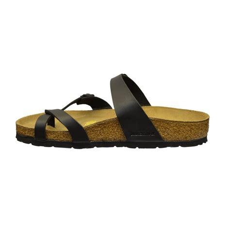birkenstock sandals uk birkenstock birkenstock mayari 071791 birko flor black