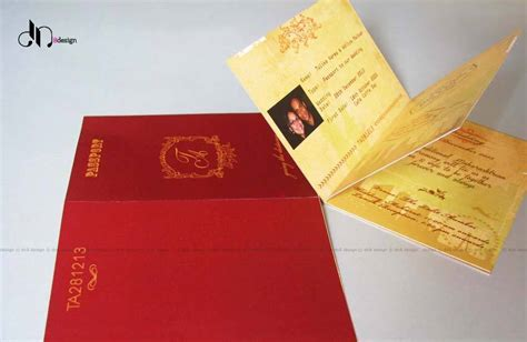 Unique Indian Wedding Invitations by The Most Unique Indian Wedding Invitation Cards Wedmegood