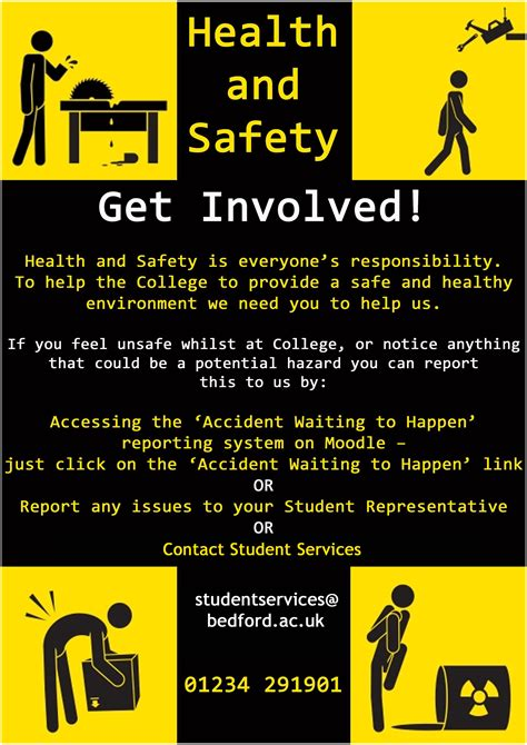 Yourspace Online   Student Services website » Health & safety