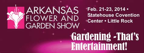 Bloggers In Bloom And Arkansas Flower And Garden Show Arkansas Flower And Garden Show
