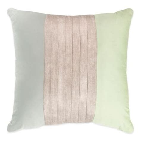 turquoise bed pillows buy turquoise pillows from bed bath beyond