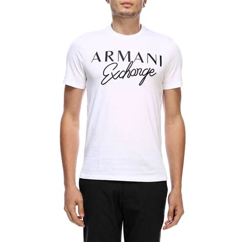 Tshirt Armani Exchange B C italist best price in the market for armani collezioni