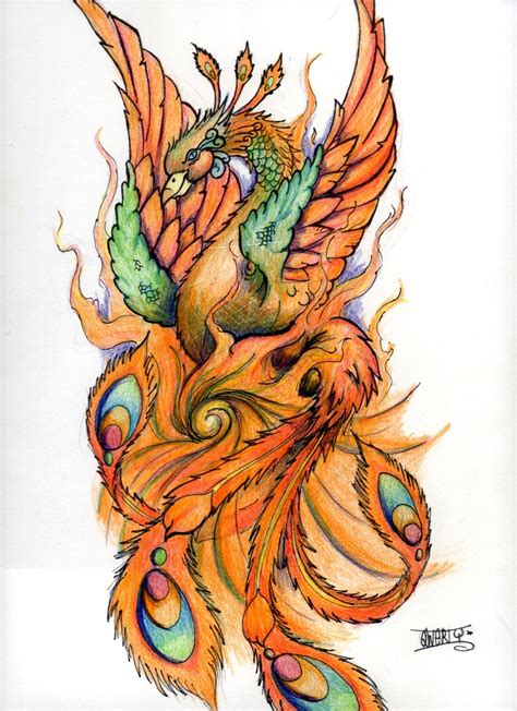 tattoo phoenix hand phoenix tattoo design by samqwert on deviantart