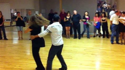 west coast swing san jose west coast swing demo richard kear 8 29 11 youtube