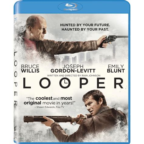 film blu ray looper deleted scenes looper blu ray special features