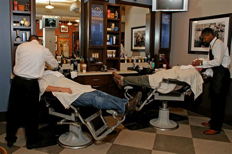 shave barber shop barbers learn the sharp edge of