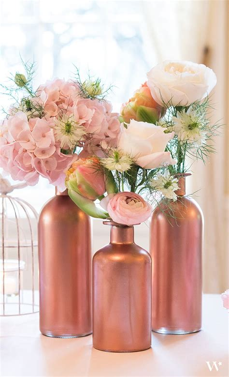 here are 20 ideas to add gold in your bathroom home 1000 ideas about rose gold centerpiece on pinterest