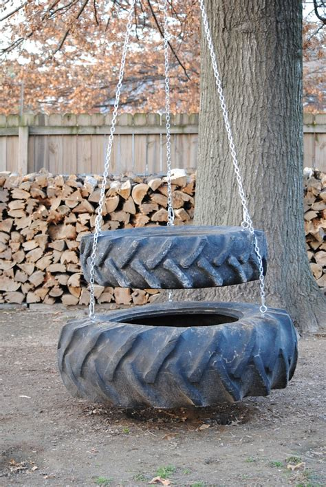 swings made from tires 15 diy garden swings you can make for your kids