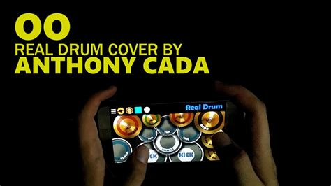 real drum cover tutorial oo up dharma down real drum cover by anthony cada