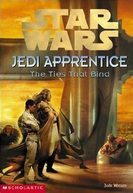 the phantom s apprentice books the ties that bind wars