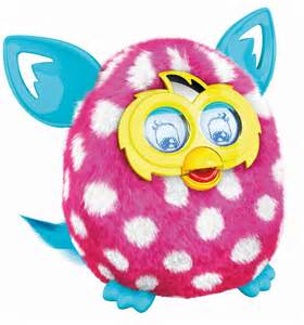 The arrival of the giant furby boom egg at london zoo furby