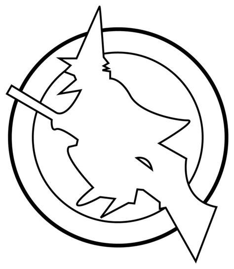 imagenes de brujas faciles para dibujar bruja dibujalia dibujos para colorear eventos