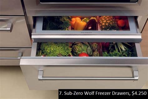 expensive kitchen appliances 10 most expensive kitchen appliances luxury topics