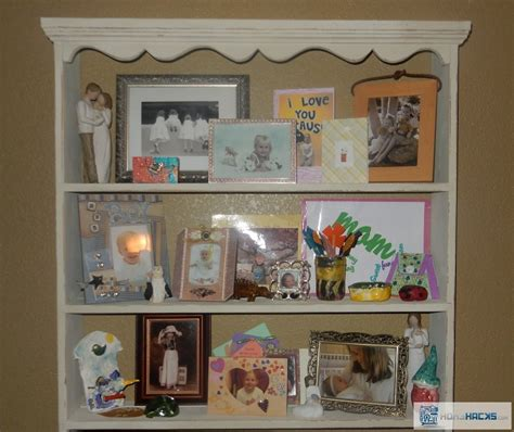 Handmade Gifts For Parents - handmade gifts display for parents homehacks