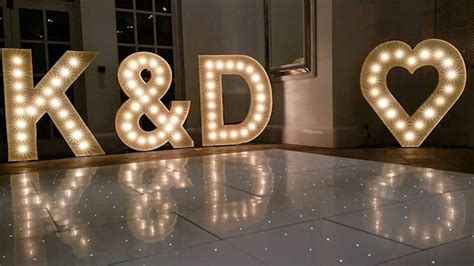 Wedding Arch Hire Newcastle by Illuminated Letter For Hire Weddings Proms