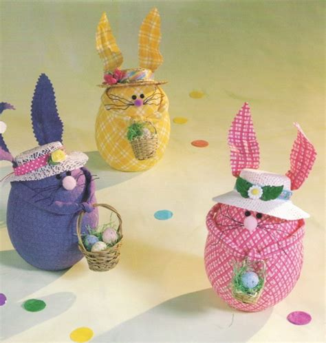 fabric crafts easter 16 inspirational diy easter crafts beautyharmonylife