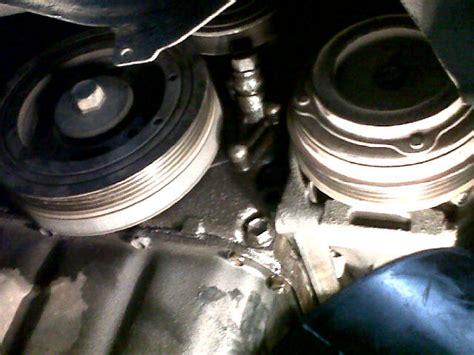 Mounting Kanan Suzuki niladyo report ganti seal pulley crankshaft seal ocv penyebab bocor oli pergantian engine