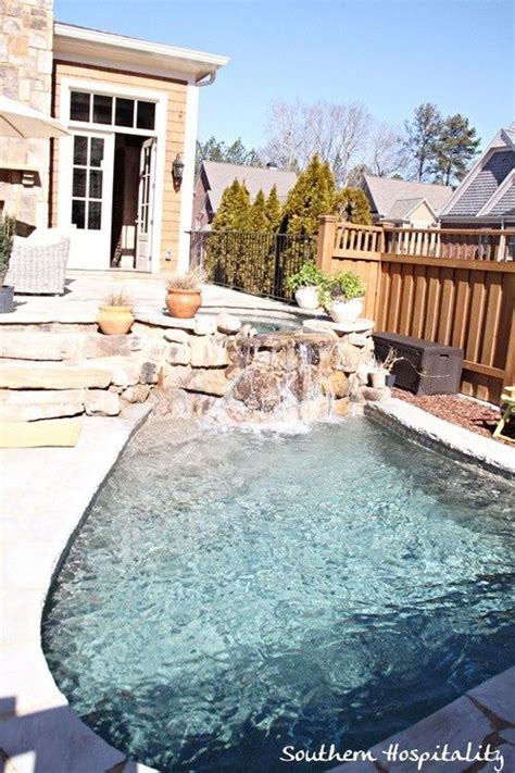 pools small backyards 667 best images about home decor on pinterest islands