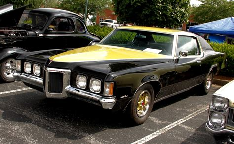 1970 Pontiac Grand Am 1970 Pontiac Grand Prix Information And Photos Momentcar