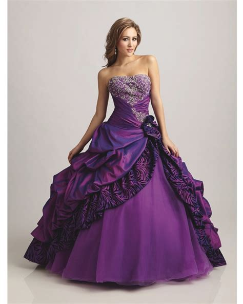 Purple Wedding Dress by Purple Wedding Dresses Uk